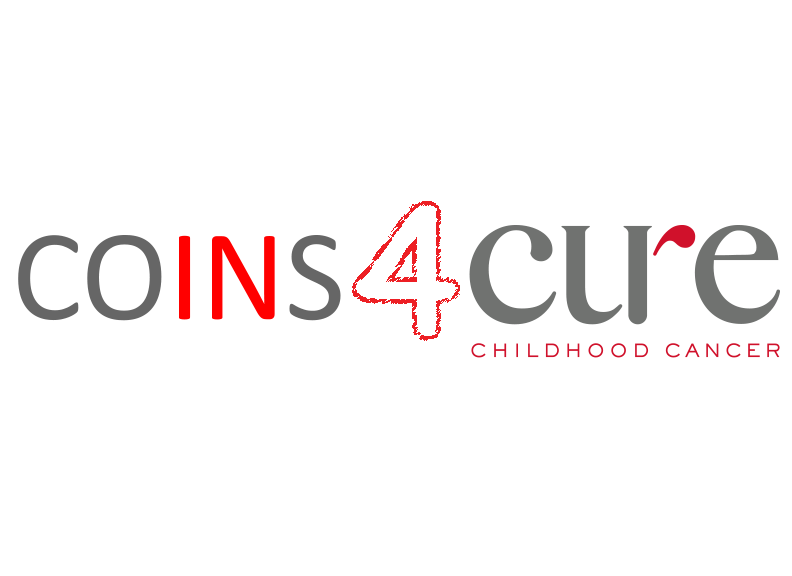 Coins4CURE Logo